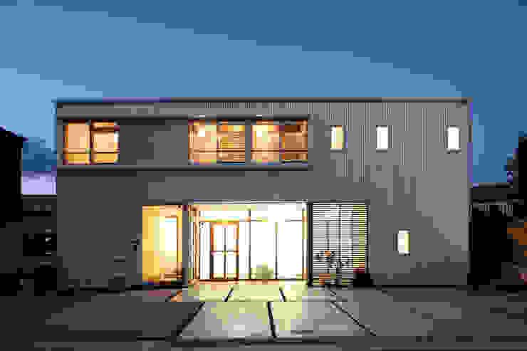 外観 オリジナルな 家 の ニュートラル建築設計事務所 オリジナル