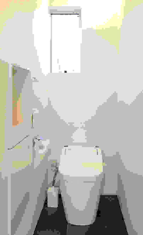 1階 トイレ オリジナルスタイルの お風呂 の ニュートラル建築設計事務所 オリジナル