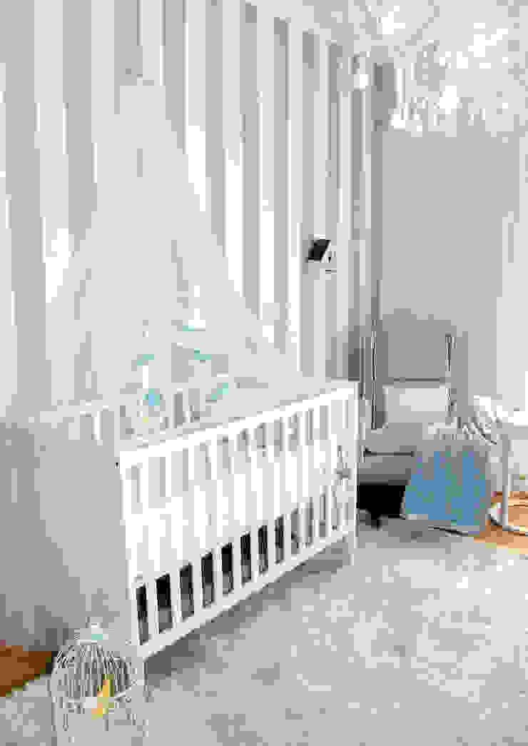 It's a Boy – Quarto de Bebé Quartos de criança modernos por Andreia Alexandre Interior Styling Moderno