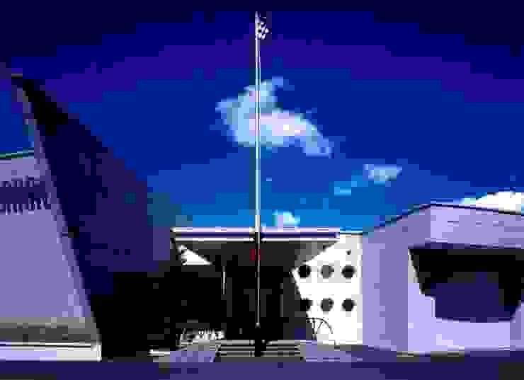 ファサード オリジナルな 家 の 株式会社 t2・アーキテクトデザイン 一級建築士事務所 オリジナル コンクリート