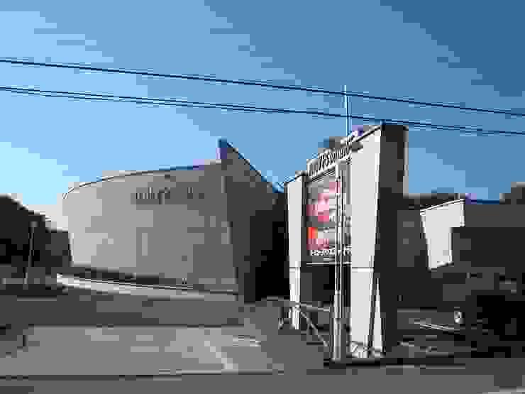 看板 オリジナルな 家 の 株式会社 t2・アーキテクトデザイン 一級建築士事務所 オリジナル コンクリート