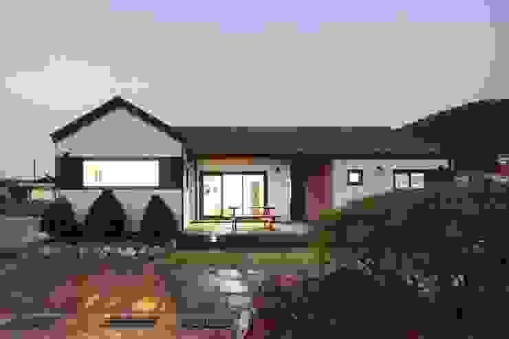 윤성하우징 現代房屋設計點子、靈感 & 圖片