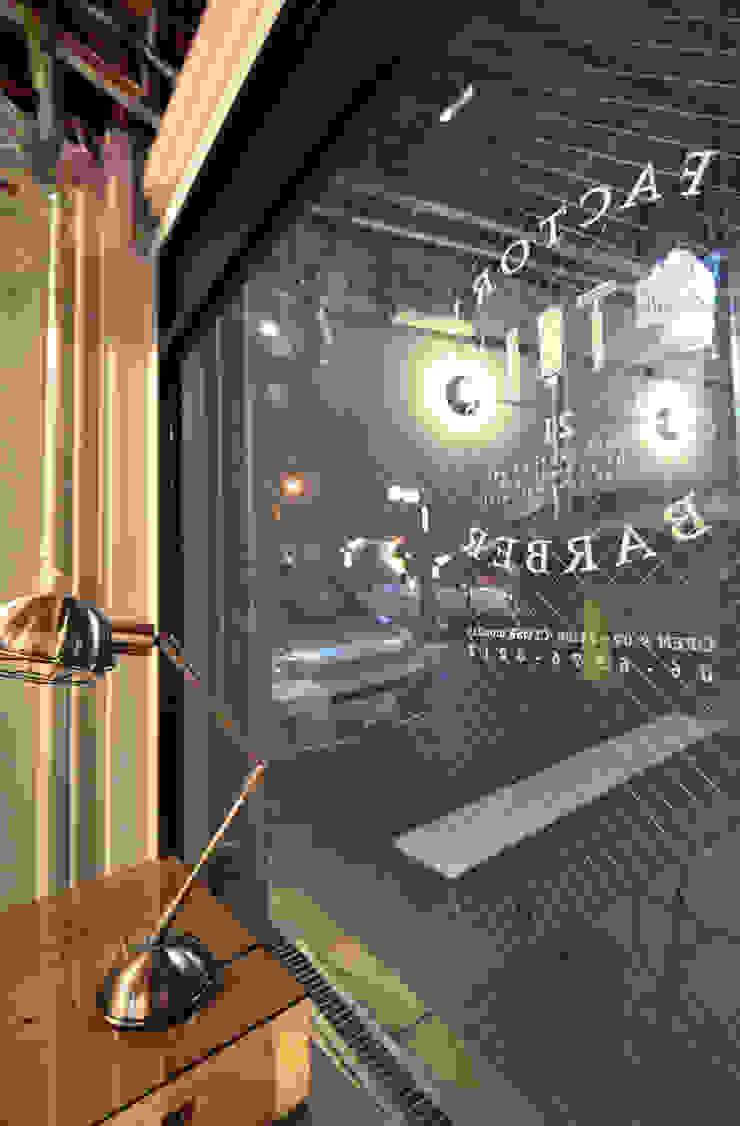 FACTORY BARBER の TRANSFORM 株式会社シーエーティ オリジナル
