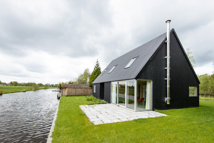 Kwint architecten Country style house