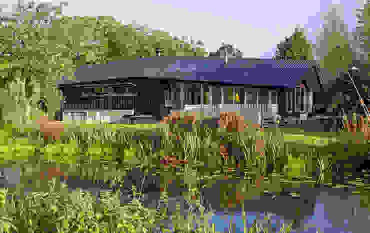 Schuurwoning Loenen aan de Vecht Landelijke huizen van Kwint architecten Landelijk