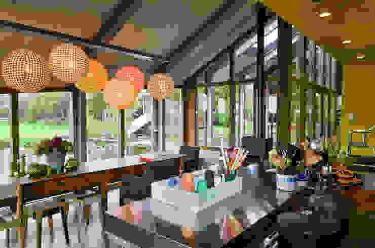 Schuurwoning Loenen aan de Vecht Landelijke keukens van Kwint architecten Landelijk