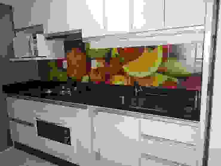 Adesivo Decorativo Frutas:  tropical por Decoralis,Tropical