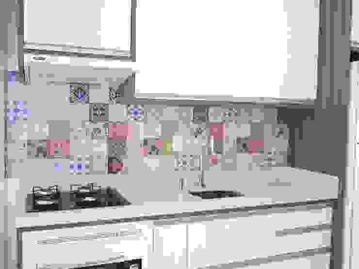 Adesivo Decorativo Azulejinhos por Decoralis Moderno