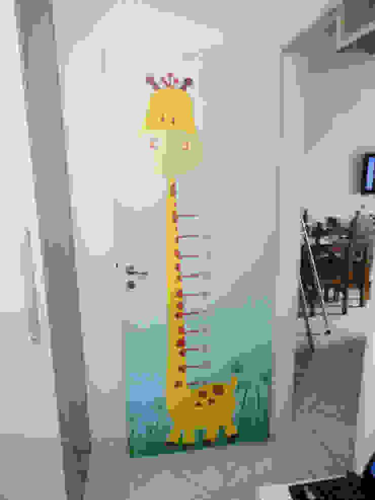 Adesivo Decorativo Girafa por Decoralis Moderno
