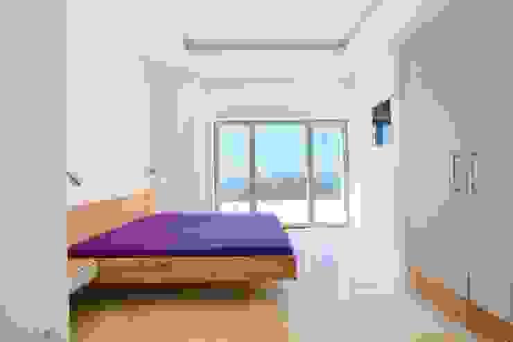 Villa mit Meerblick in Port Andratx Moderne Schlafzimmer von Element 5 Mallorca S.L.U. Modern