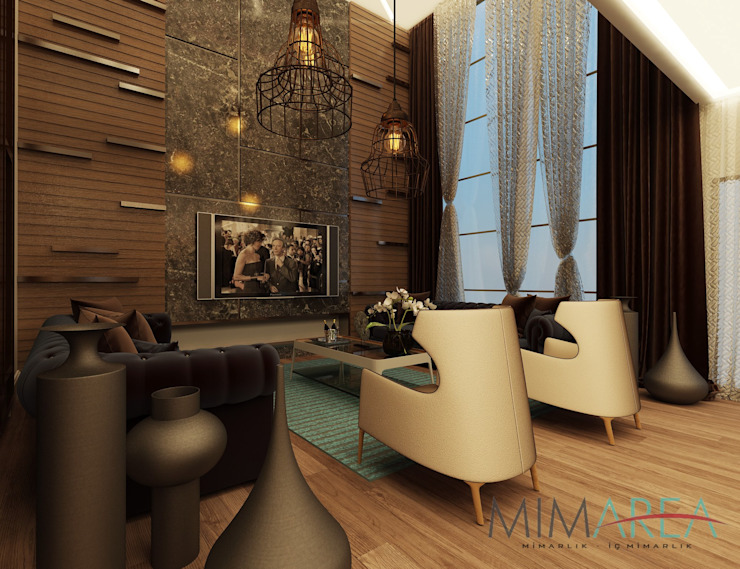 Esra & Erhan Şenel Sorgun Villa Mimarea Mimarlık & İç Mimarlık
