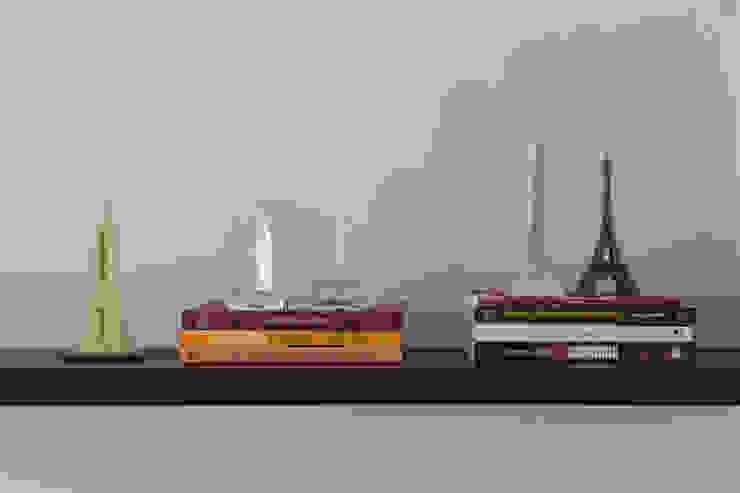 modern  by Stefani Arquitetura, Modern Glass