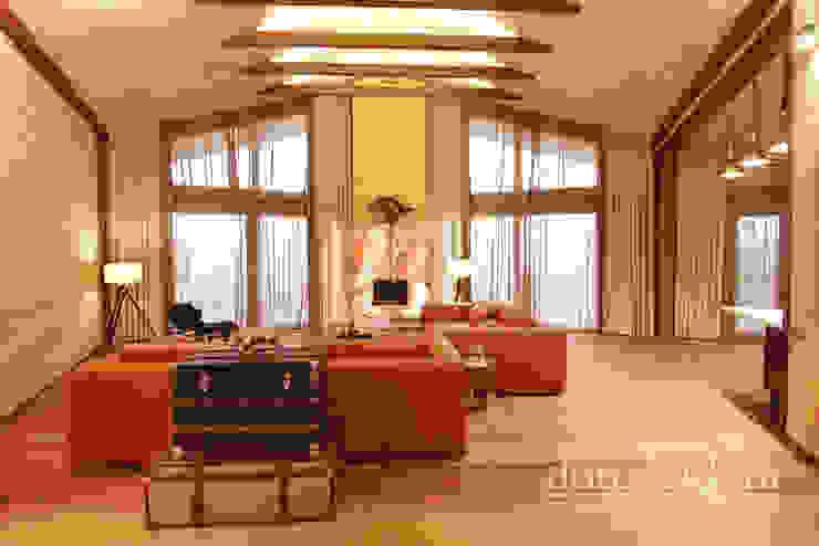 Living room by Дорогой Дом, Scandinavian