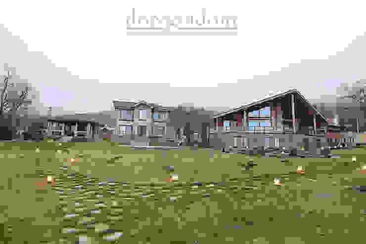 Шале в Крымских горах: Дома в . Автор – Дорогой Дом,