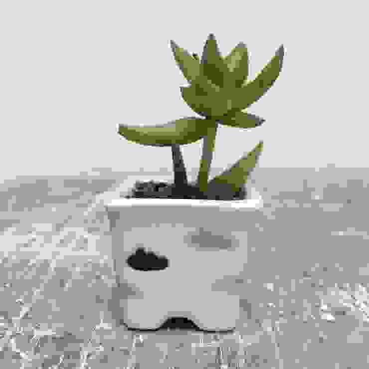 MIni Macetitas de My Pottery by Ceci Presas Moderno