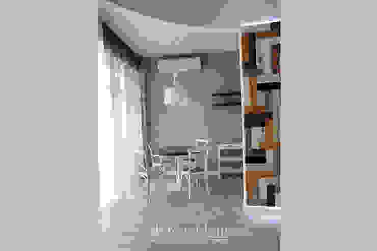 Дорогой Дом Minimalist dining room