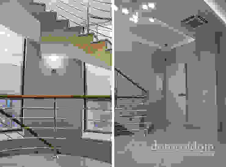 Дорогой Дом Modern Corridor, Hallway and Staircase