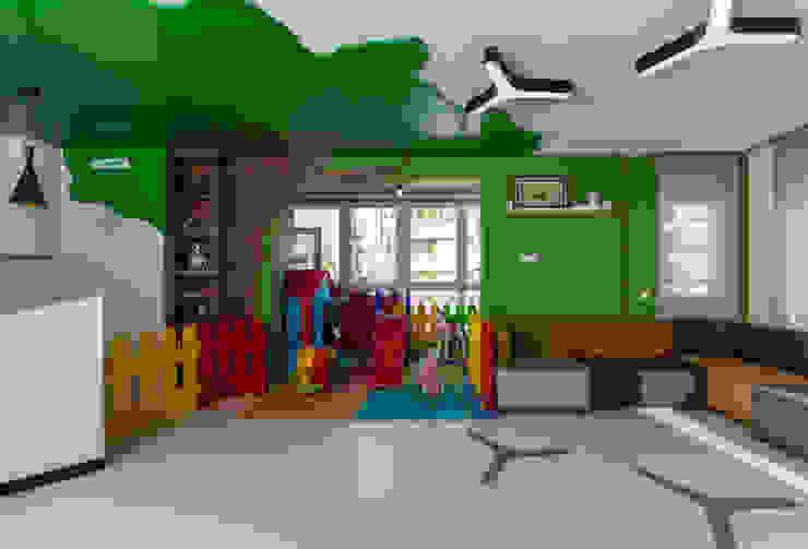 BEKLEME ALANI Modern Klinikler Mimoza Mimarlık Modern