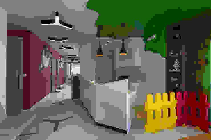 DR.M.NEDİM DOĞAN Modern Klinikler Mimoza Mimarlık Modern