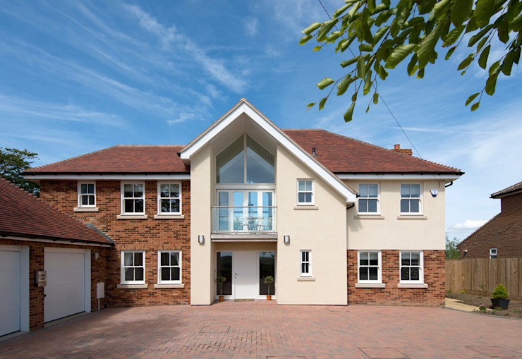 The Downs Modern home by Lee Evans Partnership Modern