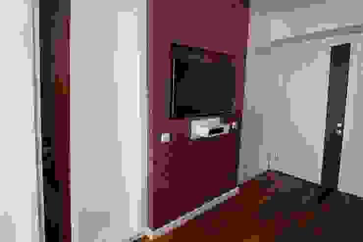 Aksoy Residence Modern Yatak Odası BAGO MİMARLIK Modern