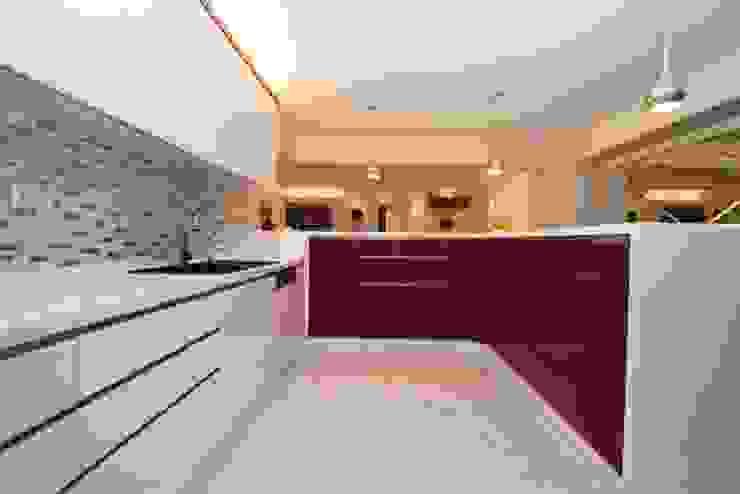 Aksoy Residence Modern Mutfak BAGO MİMARLIK Modern