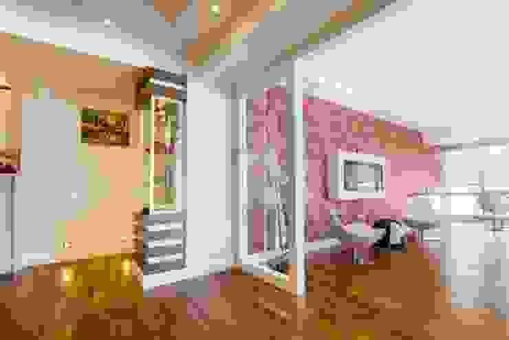 Aksoy Residence Modern Oturma Odası BAGO MİMARLIK Modern