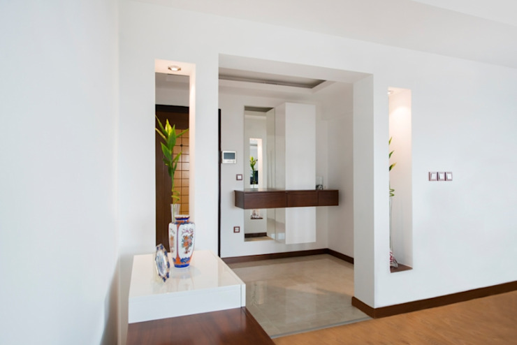 Koridor & Tangga Modern Oleh BAGO MİMARLIK Modern