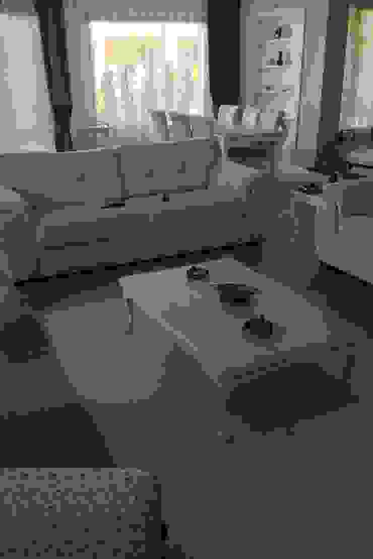 BAGO MİMARLIK Modern living room
