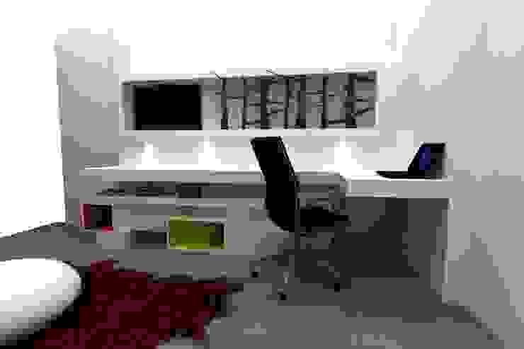 ESCRITORIO de santiago dussan architecture & Interior design Moderno