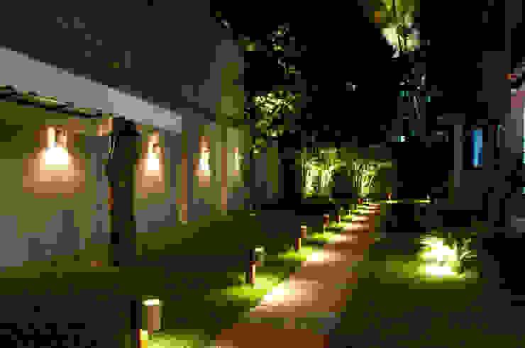 根據 L+A Arquitetura de iluminação 鄉村風
