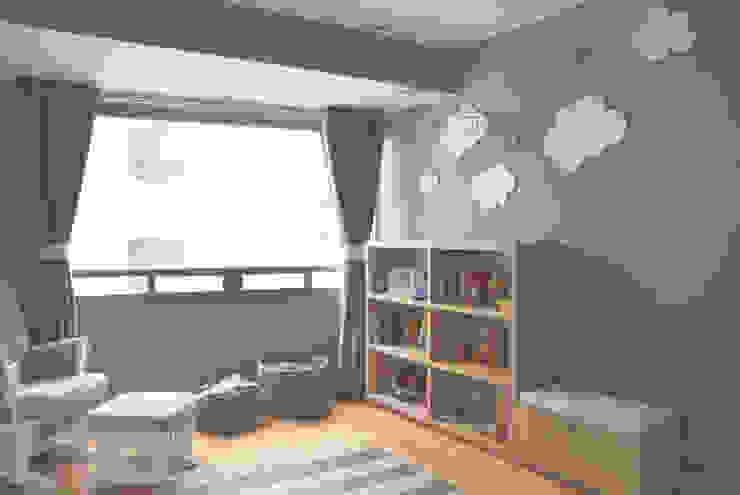 غرف الرضع تنفيذ homify, حداثي خشب Wood effect
