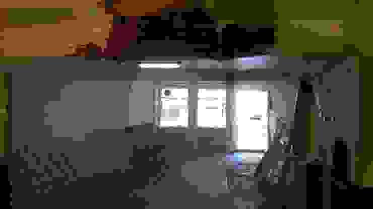 Antigas instalações. por knowhowtobuild