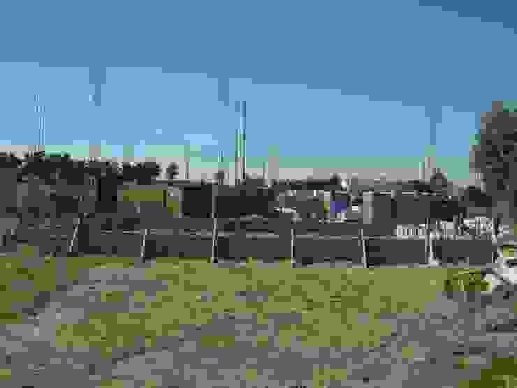 Vista frontal. Casas campestres por knowhowtobuild Campestre