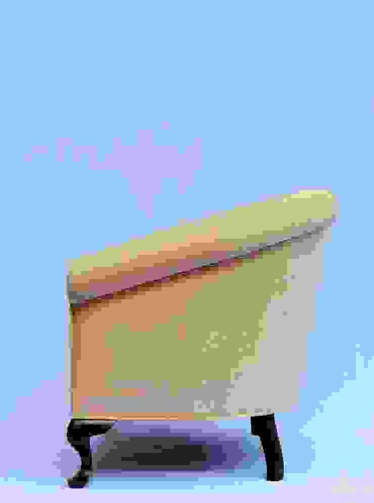 sillón curvo de fabrica de ideas Clásico