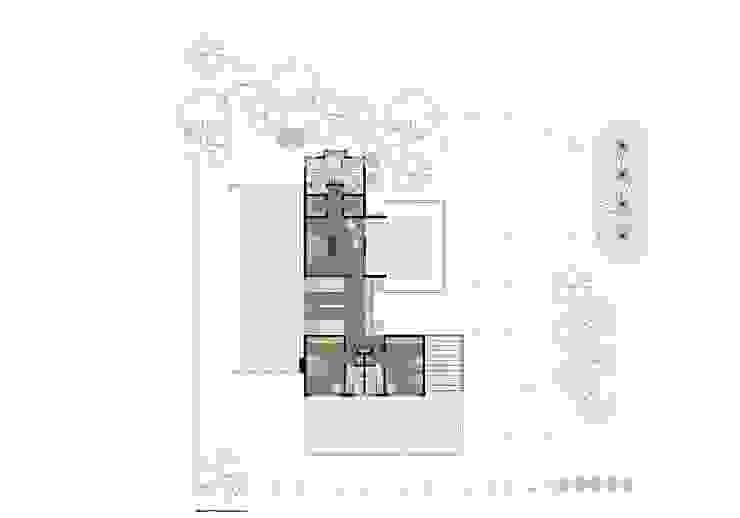 CASA ILHA DE NISYROS Quartos modernos por Eduardo Novaes Arquitetura e Urbanismo Ltda. Moderno