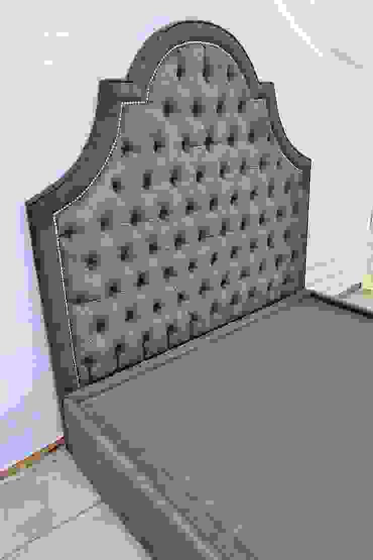 cama capitonada de fabrica de ideas Clásico
