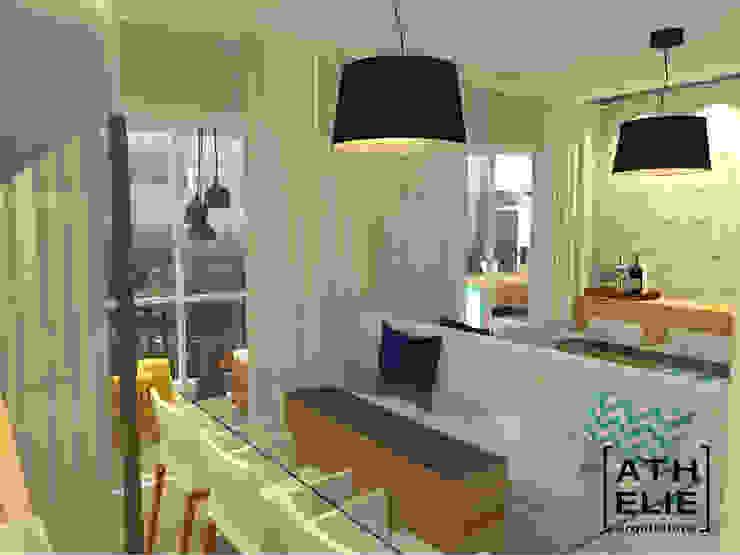 Sala de Jantar [Dining] Salas de jantar modernas por ATHeliê Arquitetura Moderno
