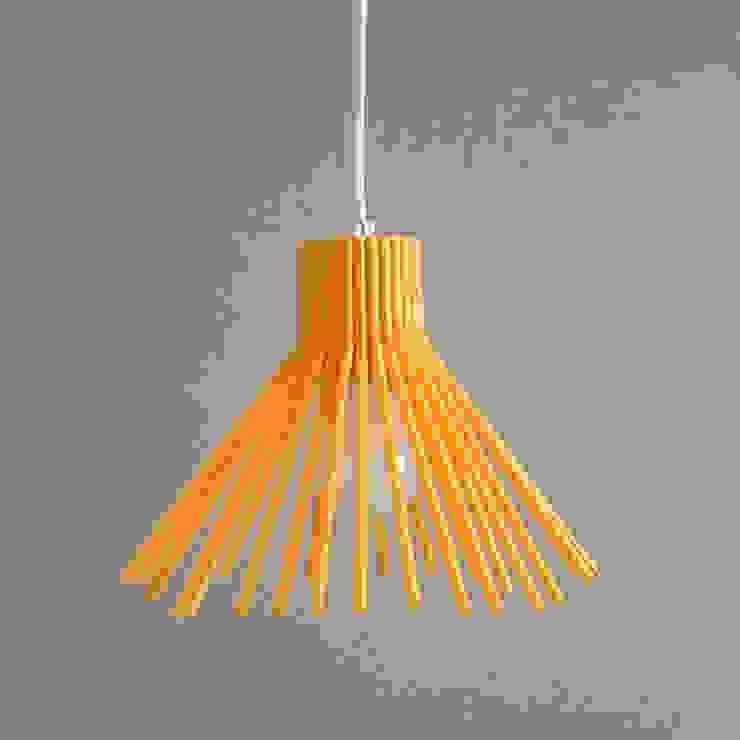 STRAW - Pendant Lamp: abode Co., Ltd.が手掛けたミニマリストです。,ミニマル