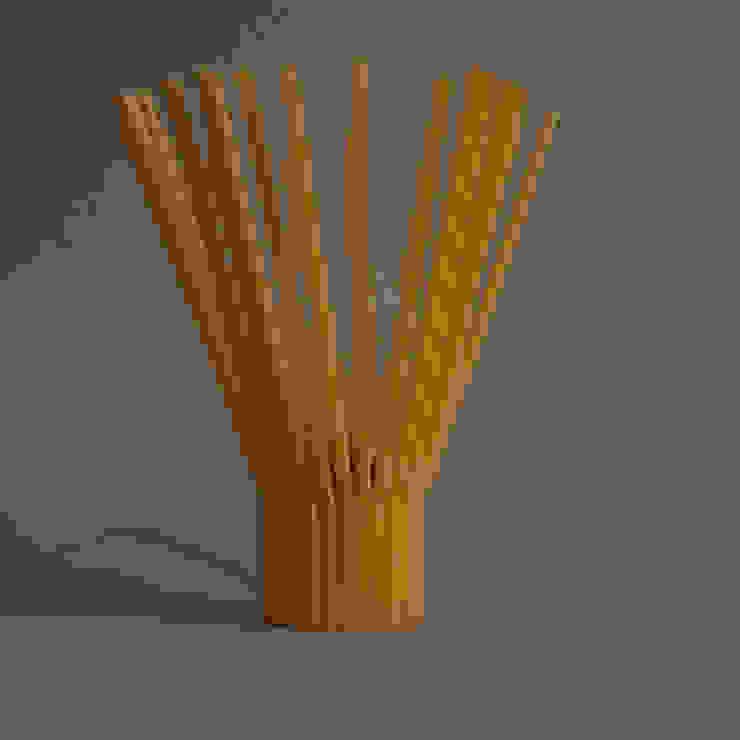 STRAW - Table Lamp: abode Co., Ltd.が手掛けたミニマリストです。,ミニマル