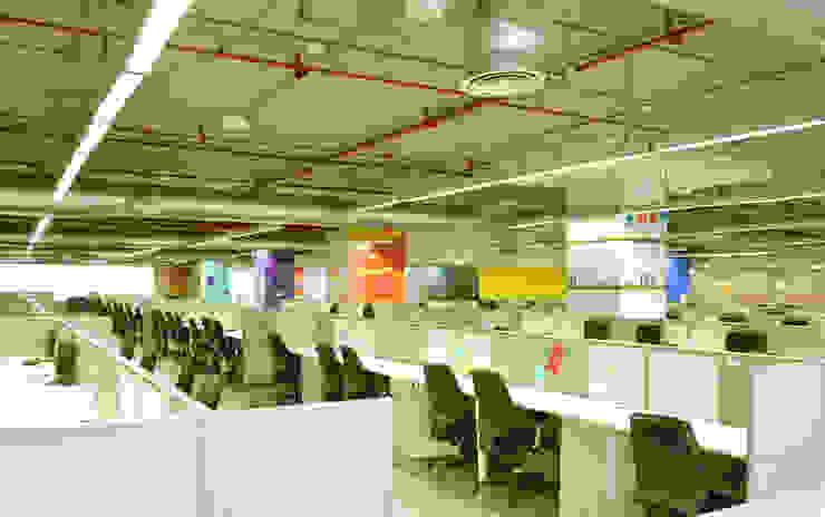 workstations - Phase II. by Horizon Design Studio Pvt Ltd