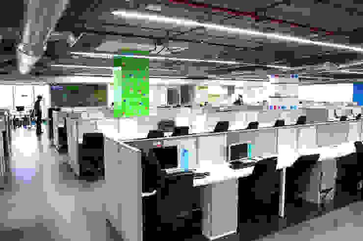 workstations - Phase II by Horizon Design Studio Pvt Ltd