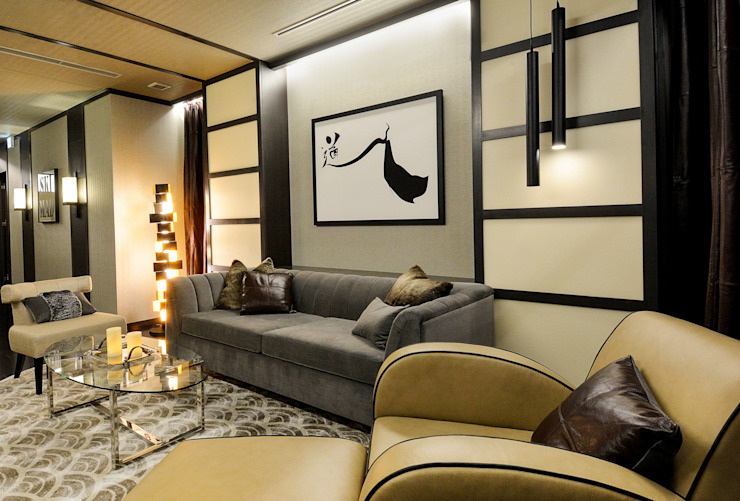 Living room by Design Intervention,