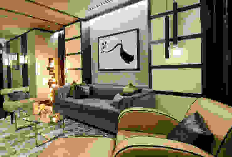Living room by Design Intervention, Modern