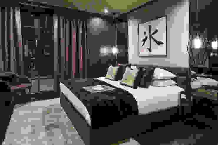 Bedroom by Design Intervention, Modern
