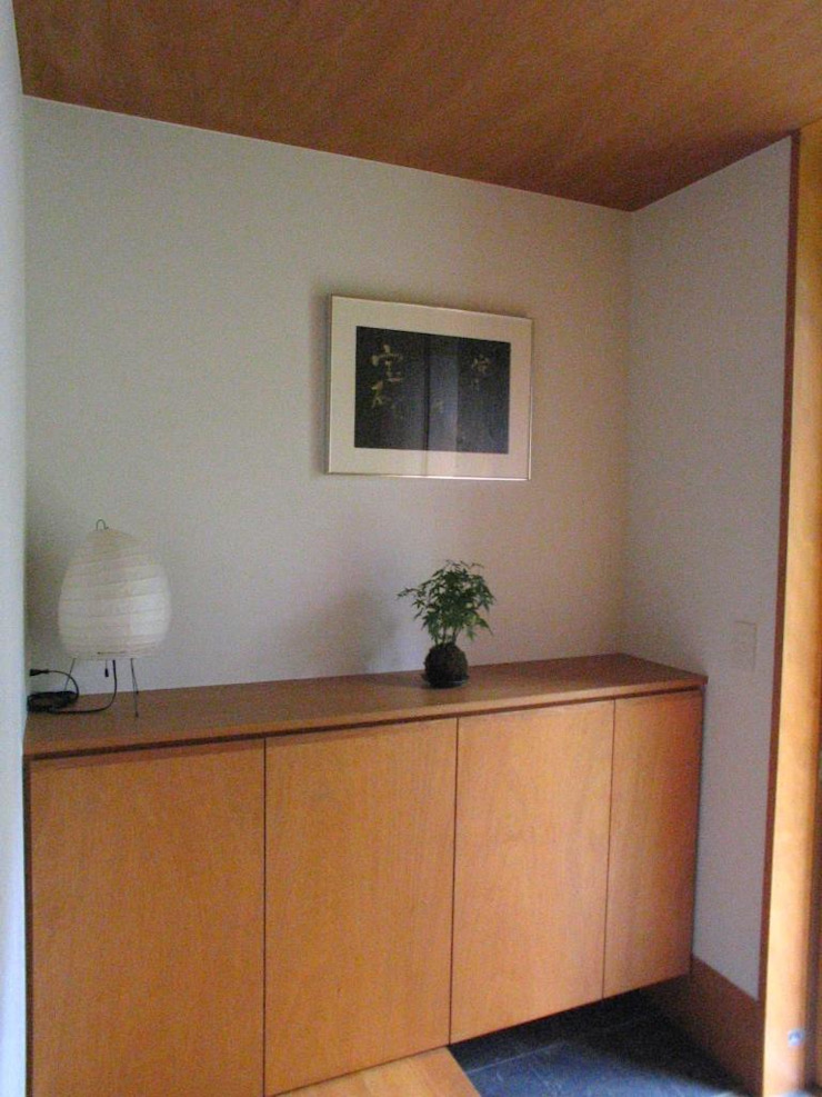 玄関 オリジナルスタイルの 玄関&廊下&階段 の 早田雄次郎建築設計事務所/Yujiro Hayata Architect & Associates オリジナル