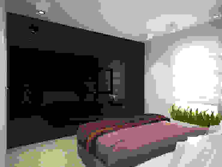 Apartament, pow. 114 m2, Elbląg-cz.3 Klasyczna sypialnia od 3miasto design Klasyczny