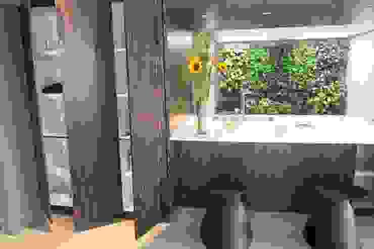 Cocina Lomas del Mirador: Cocinas de estilo  por KPK