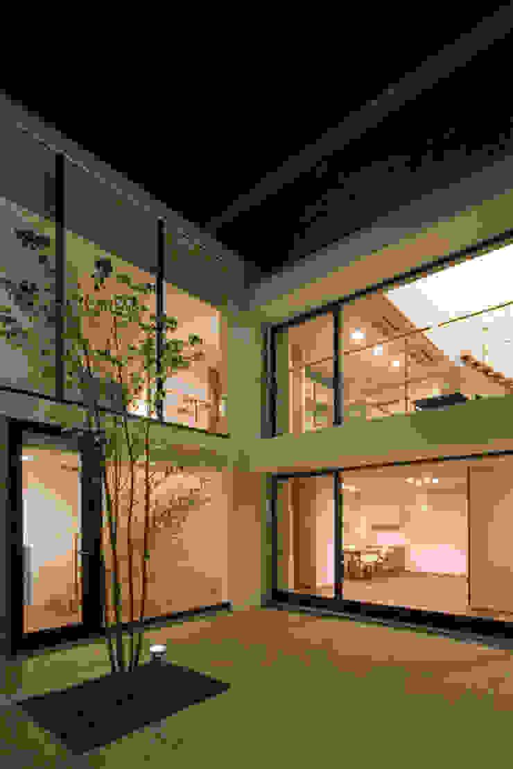 KaleidoscopeⅠ モダンな 家 の 澤村昌彦建築設計事務所 モダン