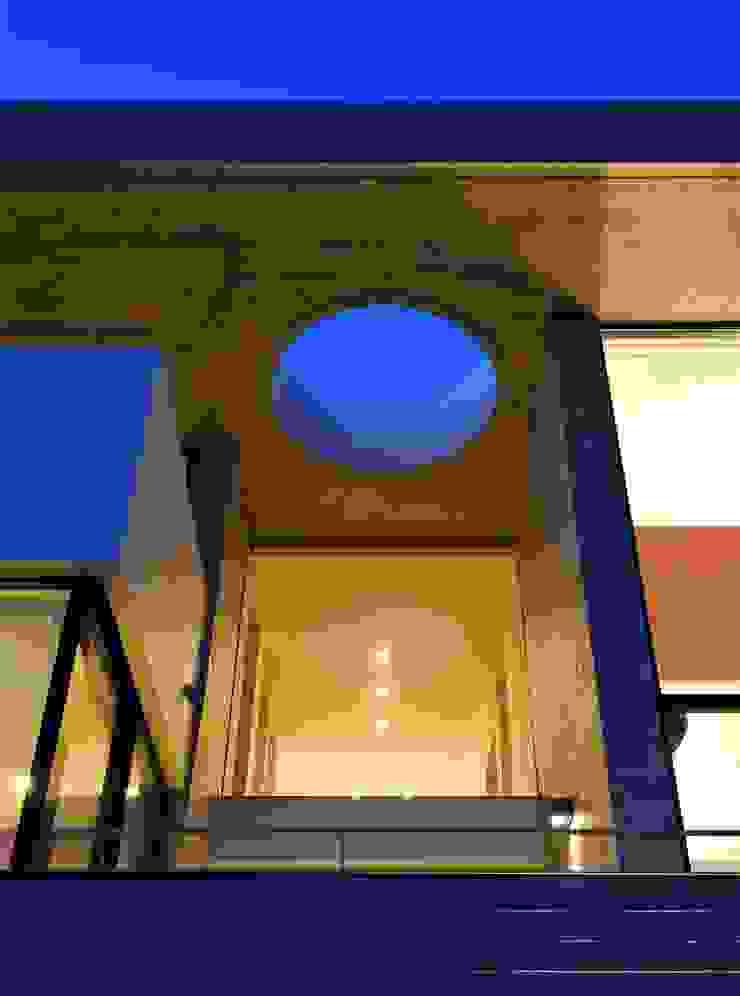 KaleidoscopeⅡ モダンな 家 の 澤村昌彦建築設計事務所 モダン